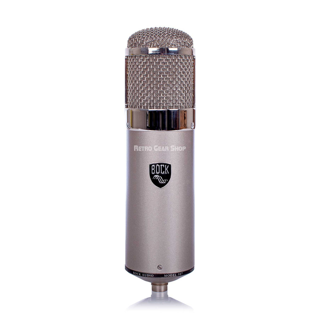Bock Audio 507 Microphone Model 5-Zero-7 Tube Mic