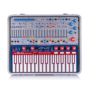 Buchla Music Easel + Original Box Modular Analog Synthesizer BEMI