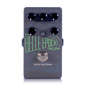 Catalinbread Belle Epoch EP3 Tape Echo Emulation Guitar Effect Pedal