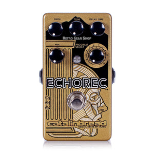 Catalinbread Echorec Binson Style Delay Guitar Effect Pedal