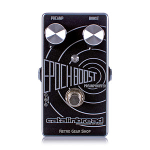 Catalinbread Epoch Boost Preamp Guitar Effect Pedal