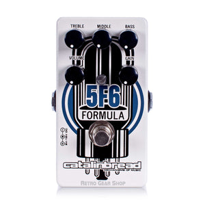 Catalinbread Formula 5F6 Overdrive Guitar Effect Pedal