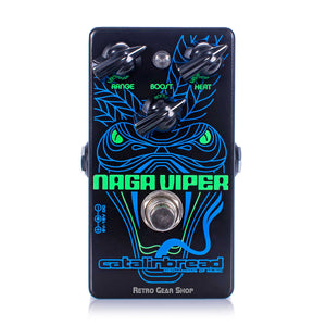 Catalinbread Naga Viper Treble Boost Guitar Effect Pedal