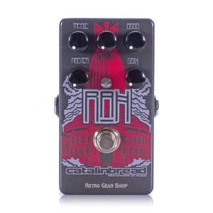 Catalinbread RAH Royal Albert Hall Overdrive Distortion Guitar Effect Pedal