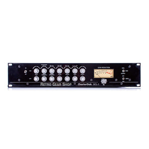 Charter Oak SCL-1 Stereo Analog Compressor Limiter SCL1