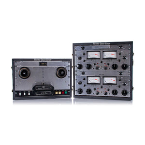Crown International 800 Series CX 844 2 Track Tape Recorder Rare Vintage Analog Reel to Reel