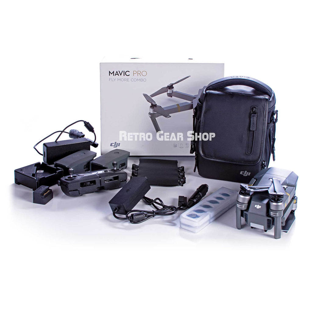 DJI Magic Pro Combo Set