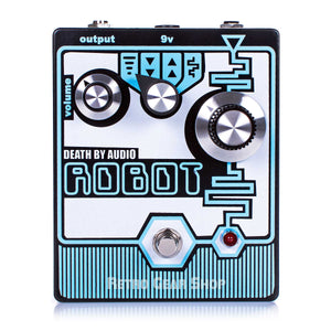 Death By Audio Robot 8-bit Pitch Transposer Guitar Effect Pedal