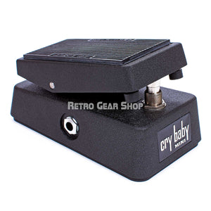 Dunlop CBM95 Mini Cry Baby Wah Guitar Effect Pedal Mint + Box