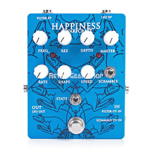Dwarfcraft Devices Happiness Filter Pedal