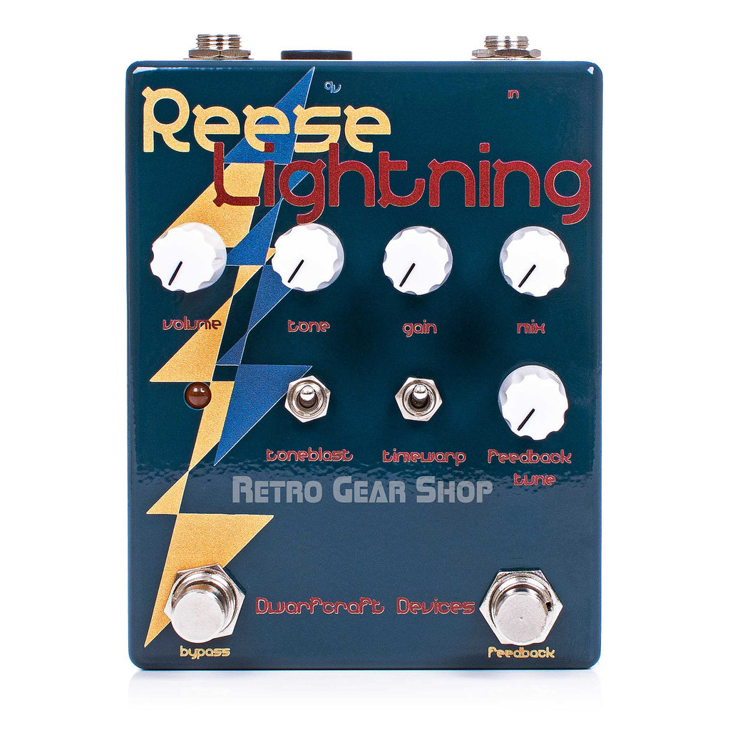 Dwarfcraft Devices Reese Lightning Guitar Pedal