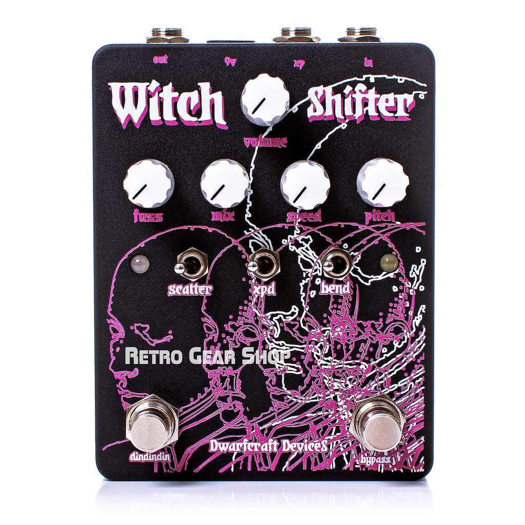 Dwarfcraft Devices Witch Shifter Guitar Pedal