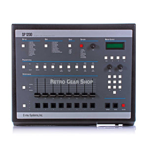 E-Mu SP-1200 Reissue Vintage Sampling Drum Machine