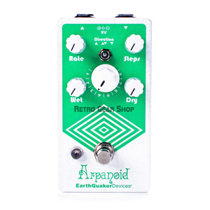 EarthQuaker Devices Arpanoid V2 Polyphonic Pitch Arpeggiator Effect