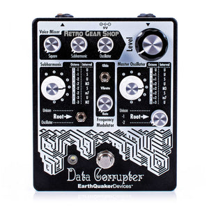 EarthQuaker Devices Data Corrupter Guitar Effect Pedal