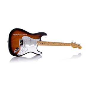 Fender Stratocaster 60th Anniversary 1954 Reissue 2014 Sunburst Electric Guitar