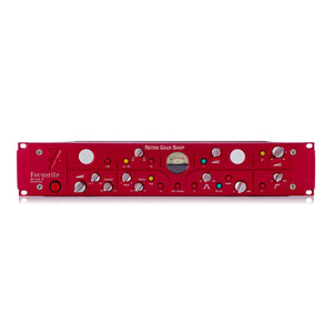Focusrite Red 7 Mic Pre & Dynamics Microphone Preamp Compressor Limiter De-esser Exciter