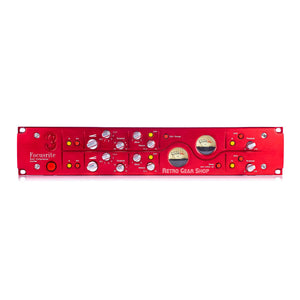 Focusrite Red 3 Dual Compressor / Limiter Early Version Vintage Rare Transformers