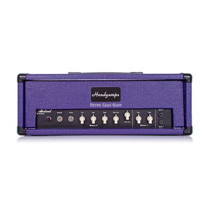 Hendyamps Abelard Head 001 Handwired Class A Tube Guitar Amp