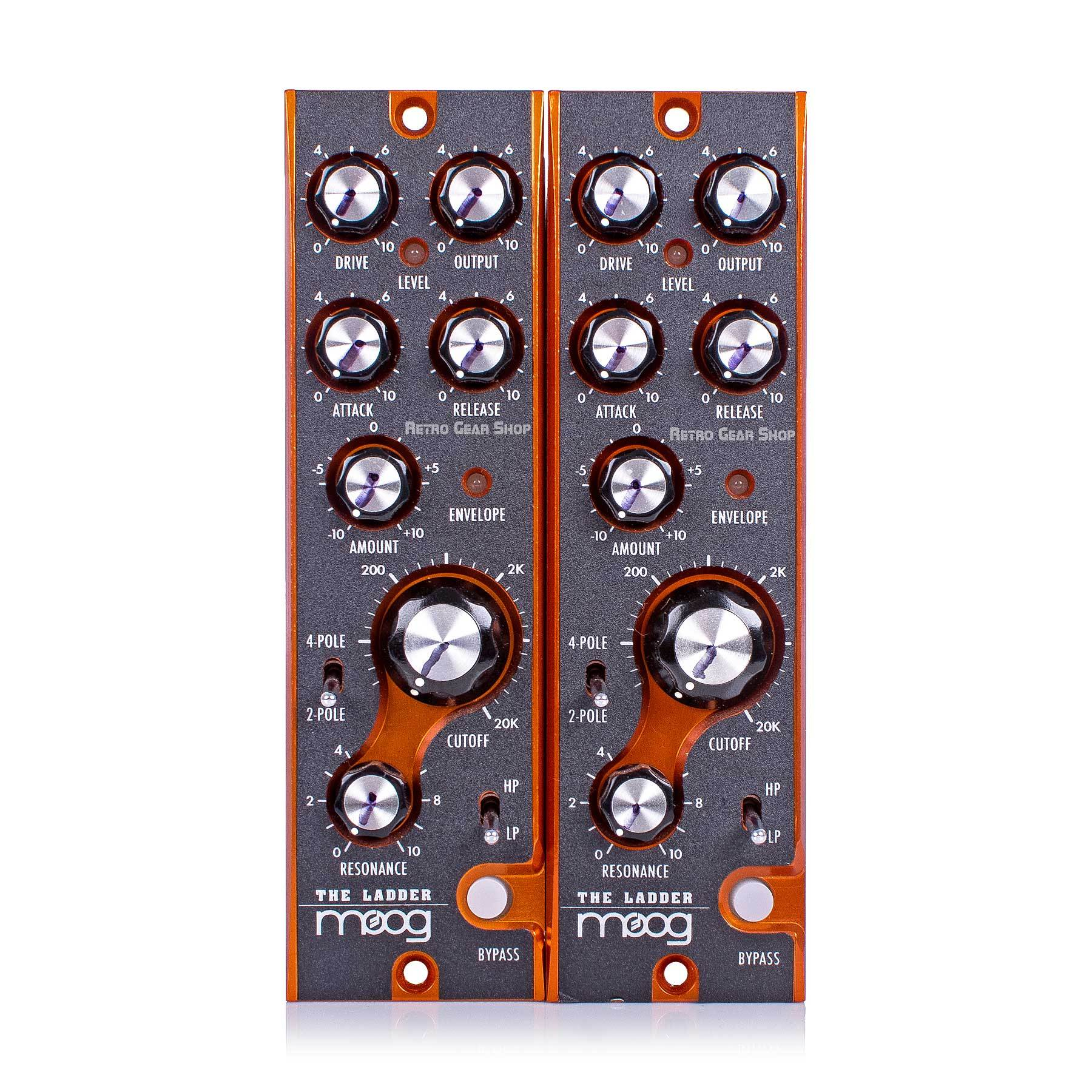 Moog The Ladder Stereo Pair Front