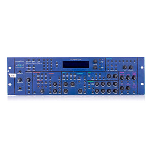 Novation Supernova Rack Synthesizer Synth v3.0 20 voices Rare VintageNovation Supernova Rack Synthesizer Synth v3.0 20 voices Rare Vintage