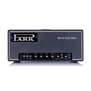Park Amplifiers Head 75 Small Box Bass Circuit 1969 Tube Amp Rare Vintage