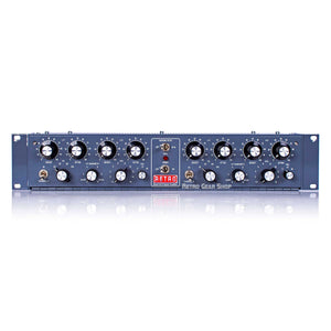Retro Instruments 2A3 Dual Program Equalizer