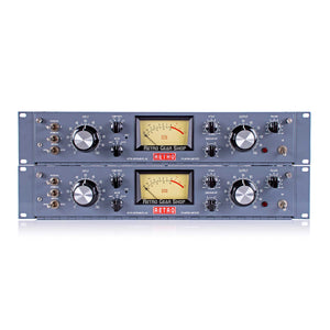 Retro Instruments 176 Limiting Amplifier Tube Compressor Stereo Pair