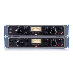 Retro Instruments 175-B Tube Compressor Stereo Pair