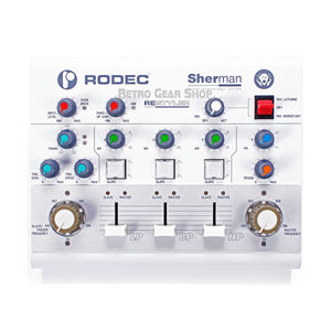 Rodec Sherman Restyler Filter Analog Multi Filter DJ Effect