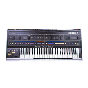 Roland Jupiter-6 JP6 Vintage Rare Analog Synthesizer Synth