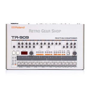 Roland TR-909 Vintage Analog Drum Machine