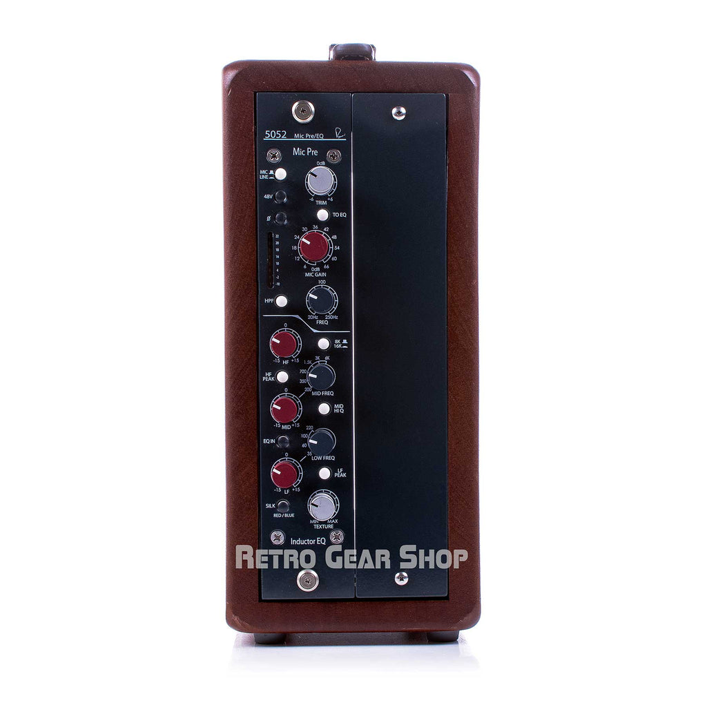Rupert Neve Designs Shelford 5052 Mic Pre/EQ in 2-way rack