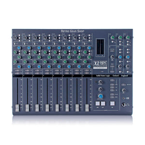 Solid State Logic X-Desk SSL Analog Summing Mixer Small Console Xdesk