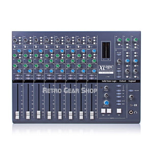SSL X-Desk Small Format Analog Mixer Console