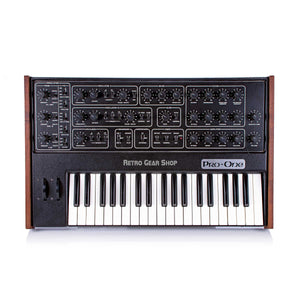 Sequential Circuits Pro One J-Wire Serviced Rare Vintage Analog Synthesizer Mono Synth Keyboard