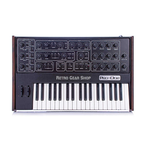 Sequential Circuits Pro One J-Wire Vintage Analog Mono Synthesizer Synth Keyboard SCI