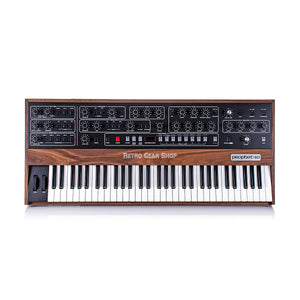 Sequential Prophet 10 Reissue 61-Key Polyphonic Analog Synthesizer Synth