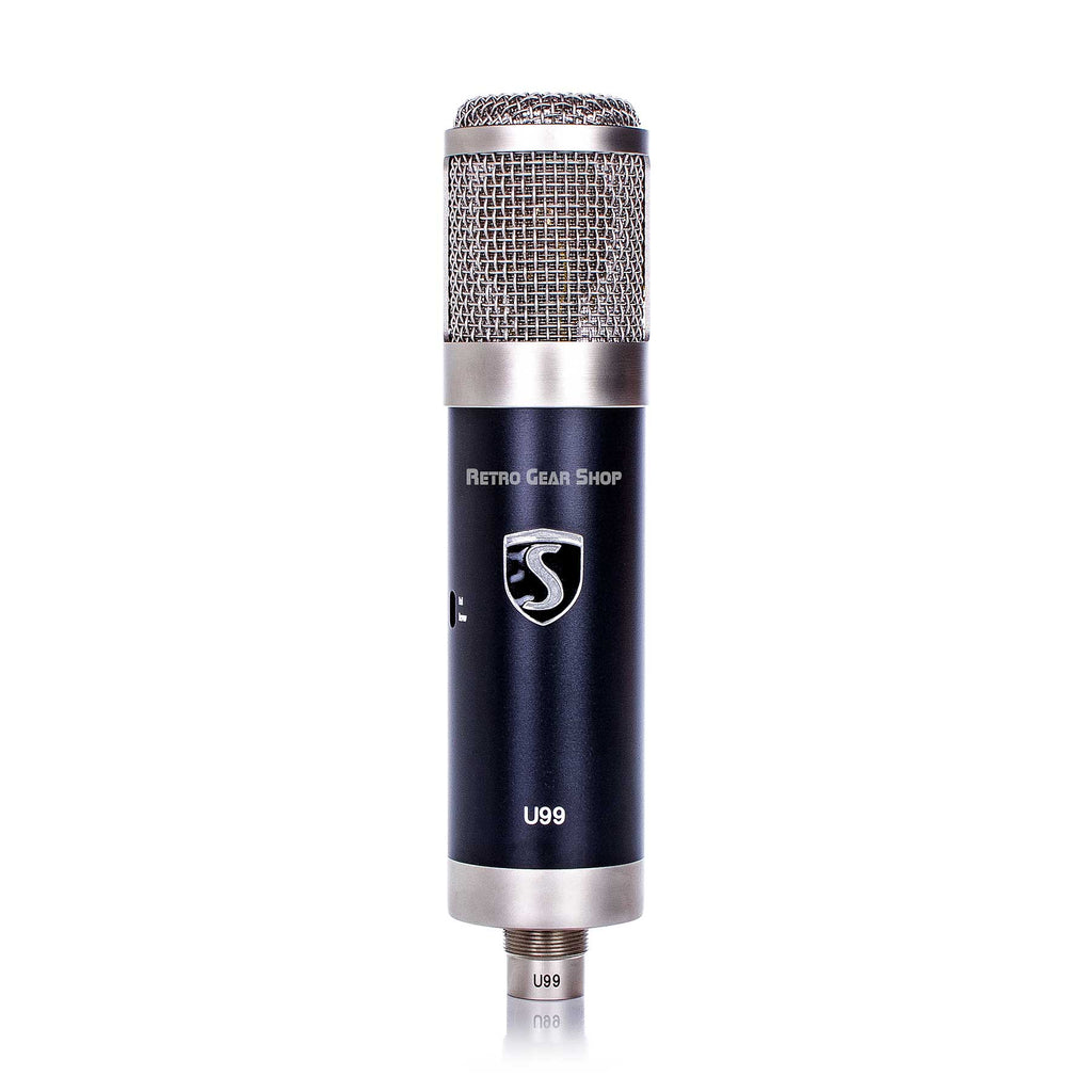 Soundelux U99 Large Diaphragm Tube Condensor Microphone