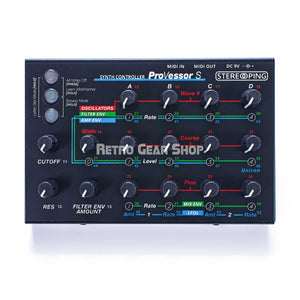 Stereoping CE-1 ProVessorS Midi Controller for Sequential Circuits SCI Prophet VS