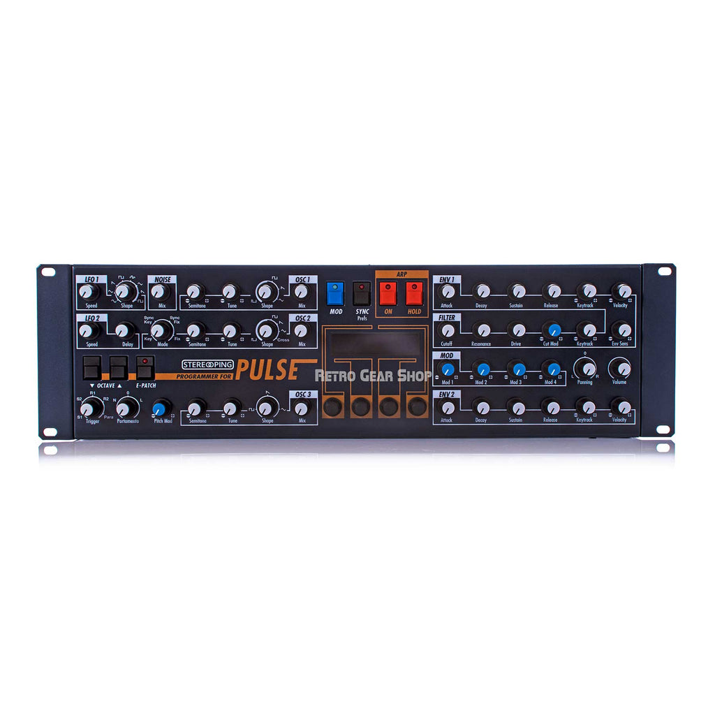Stereoping Programmer Waldorf Pulse 1 Midi Controller