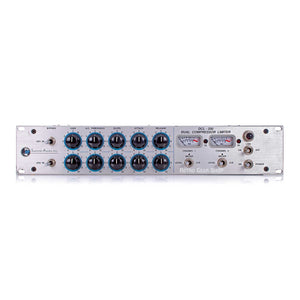 Summit Audio DCL-200 Dual Tube Compressor Limiter owned by Puff Daddy from Daddy's House DCL200