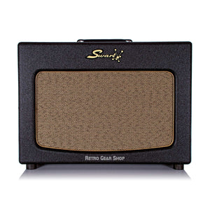 Swart 1x12 Cab Dark Tweed Guitar Cabinet