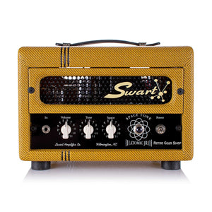 Swart Space Tone Atomic Jr Head Guitar Tube Amp Amplifier