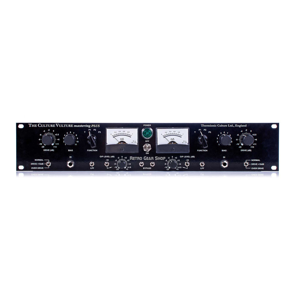 Thermionic Culture The Culture Vulture Mastering Plus Tube Distortion