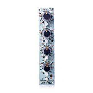 Tonelux EQ4P EQ 4-Band Parametric Equalizer
