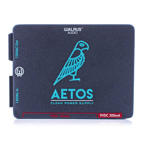Walrus Audio Aetos 8-output 120V Power Supply for Gutiar Effect Pedals