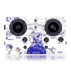Walrus Audio Janus Fuzz Tremolo with Joystick Control
