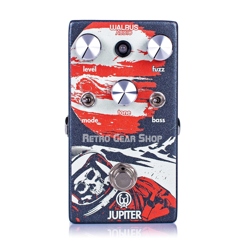 Walrus Audio Jupiter V2 Multi-Clip Fuzz