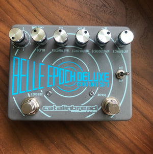 Retro Gear Shop Marketplace - Catalinbread Belle Epoch Deluxe Used